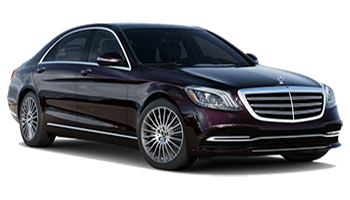 Mercedes S Class - Car Transfer