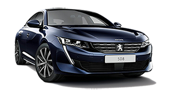 Mercedes S Class - Car Transfer, Peugeot 508