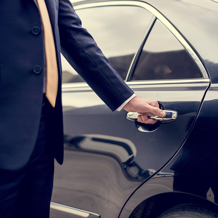 Hourly Services - Our chauffeurs