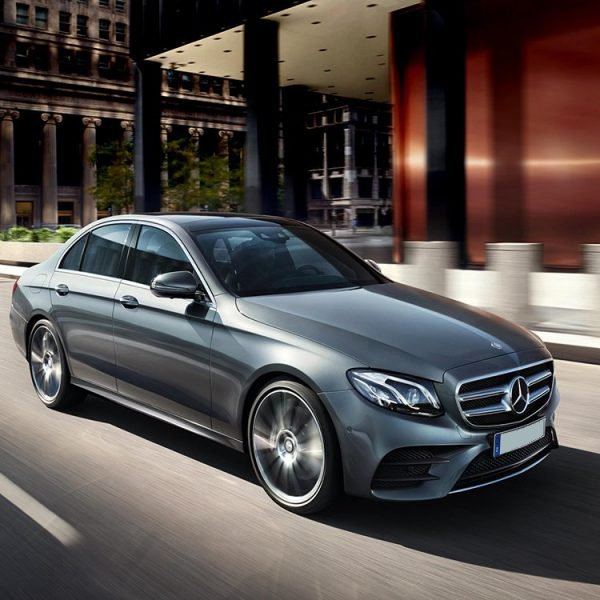 Hourly Services - Mercedes E Class