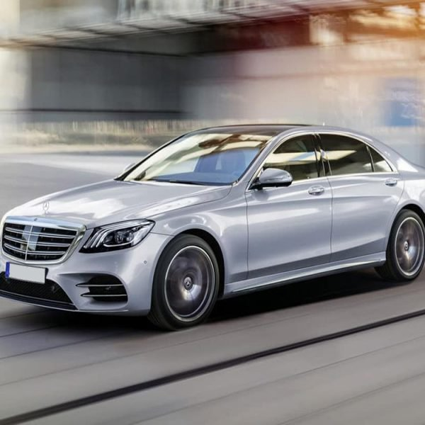 Hourly Services - Mercedes S Class