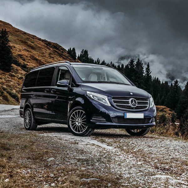 Hourly Services - Mercedes V Class